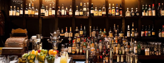 Dutch Kills is one of 50 Top Cocktail Bars in the U.S..