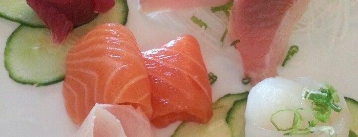 Encinitas Sushi Lounge is one of Thai Vietnamesich und Japanisch.