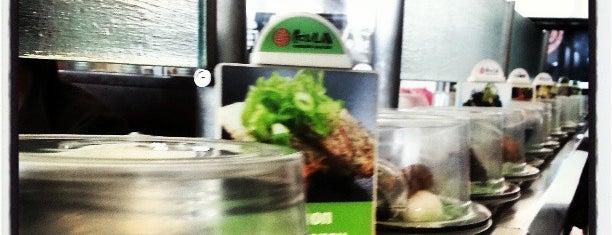 Kula Sushi & Noodle is one of Eater Gardena/Torrance.