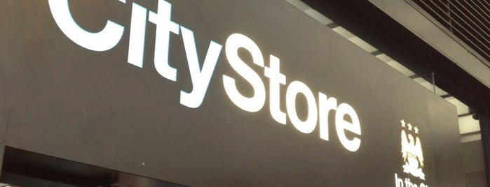 CityStore in the City is one of Ong's List.