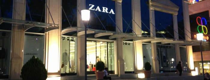 Zara is one of Baku.