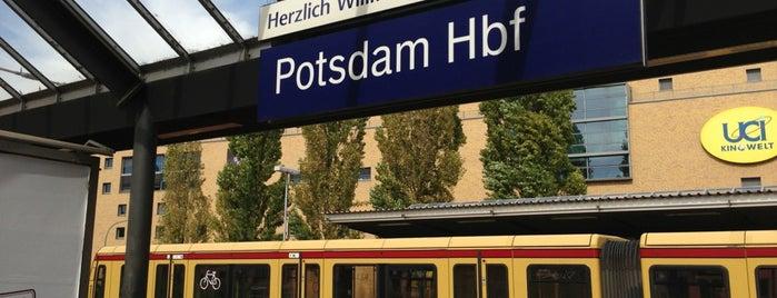 Potsdam Hauptbahnhof is one of Bahnhöfe Deutschland.