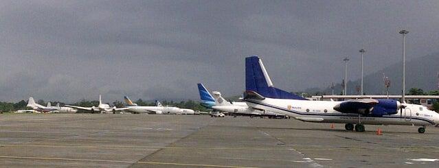 Sentani International Airport (DJJ) is one of Indonesia's Airport - 1st List..