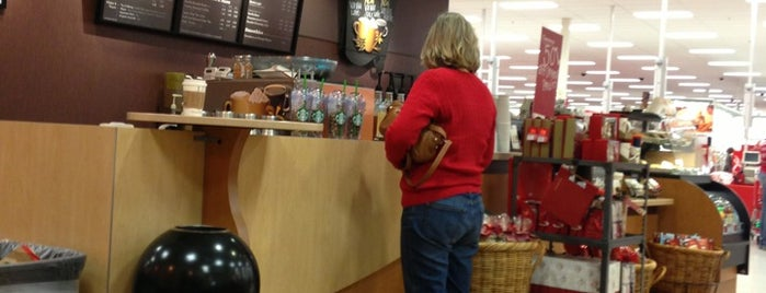 Starbucks (Inside Target) is one of AT&T Wi-Fi Hot Spots - Starbucks.