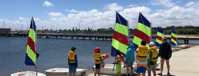 Sandringham Yacht Club is one of Great Yacht Clubs of the World.