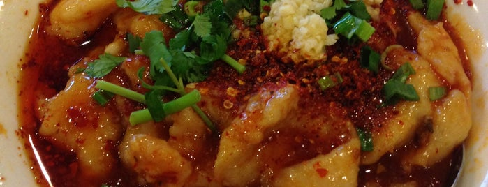 Mala Sichuan Bistro - Bellaire Blvd is one of America's Best Chinese Restaurants.
