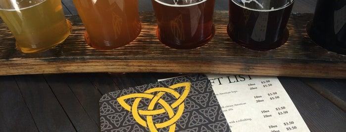 Arcadia Brewing Company Kalamazoo is one of Michigan Breweries.