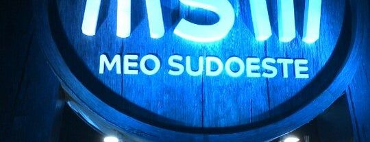 MEO Sudoeste - Festival do Sudoeste is one of 주변장소5.