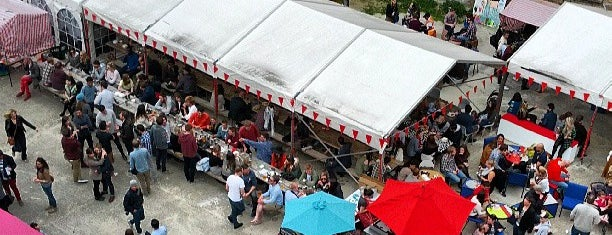Red Market is one of London UK City Guide.