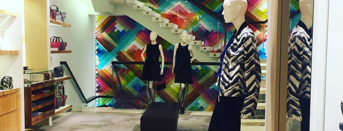 Longchamp is one of Fashion's Night Out - in the know.