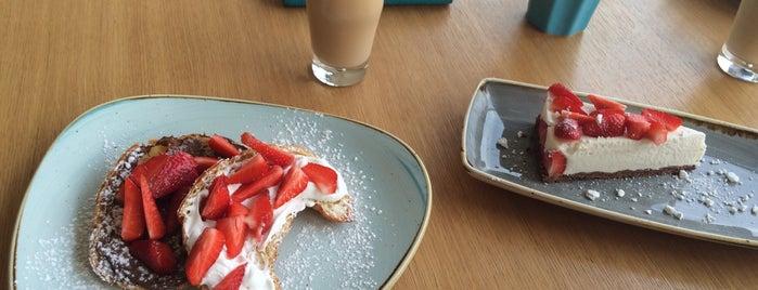City-Zen cafe & bar is one of Кофейни.