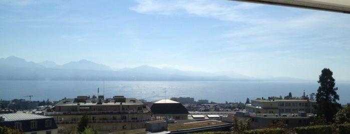 La Table d'Edgard is one of Geneva & Lake Leman.