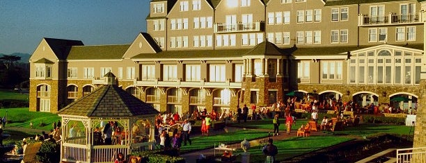 The Ritz-Carlton, Half Moon Bay is one of Nor Cal Destinations.