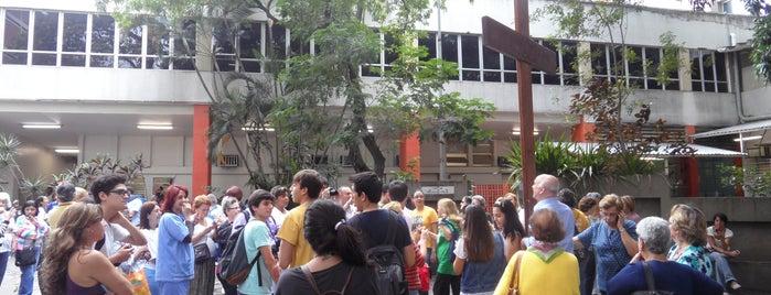 INCA IV is one of Relíquia de João Paulo II no Rio.