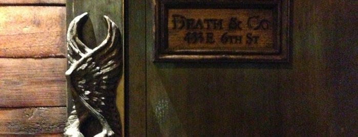 Death & Co. is one of Bars and speakeasies.