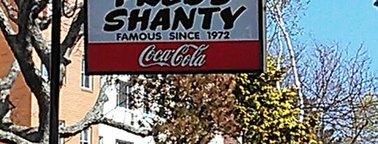 Fred's Shanty is one of Restaurants.