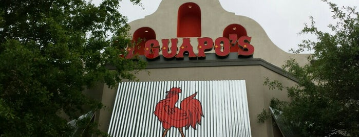 El Guapo's South is one of Tulsa.