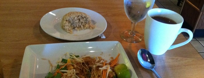 Ginger Thai is one of DFW -More Great Food.