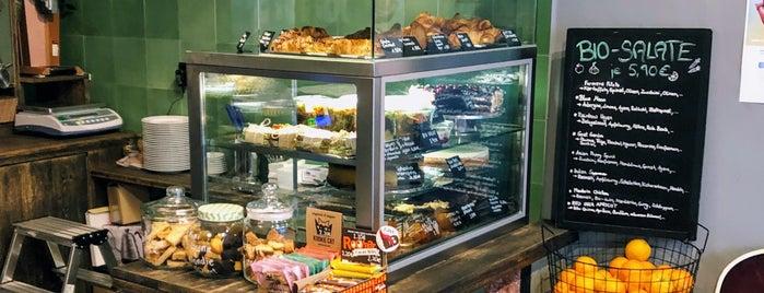 Impala Coffee is one of Berlin Best: Cafes, breakfast, brunch.