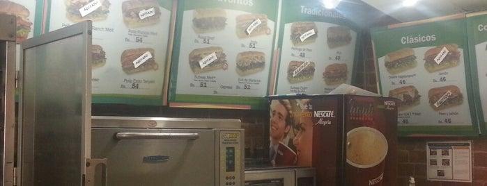 Subway is one of Restaurantes Venezuela.