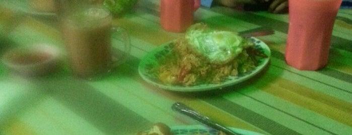 JOE TomYam-sebelah Petronas Johan Setia is one of Makan Time..