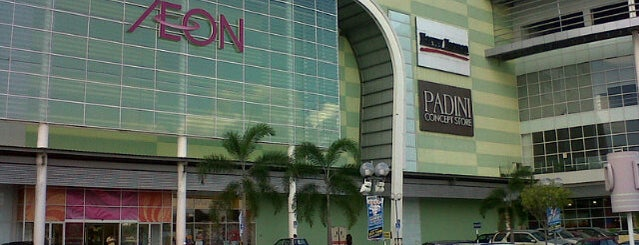 AEON Bukit Tinggi Shopping Centre is one of mylist.