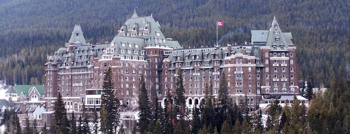 The Fairmont Banff Springs Hotel is one of Bucket List Places.