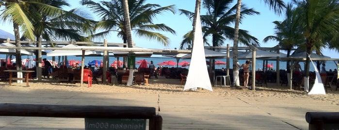 Beat Beach is one of Porto Seguro, Brazil.