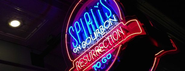 Spirits On Bourbon is one of NoLa Bachelor Party.