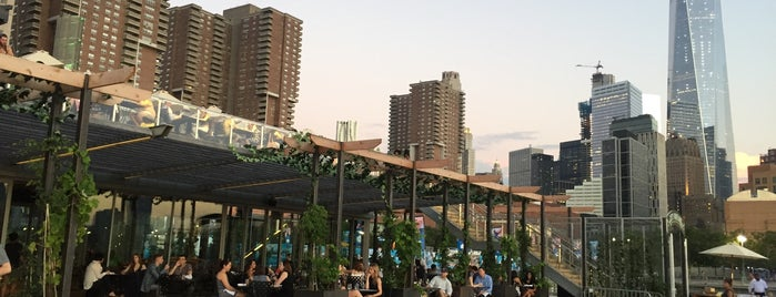 City Vineyard is one of The New Yorkers: Tribeca-Battery Park City.