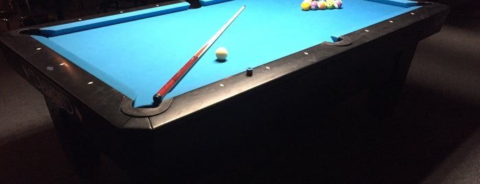The Cue is one of Favorites.