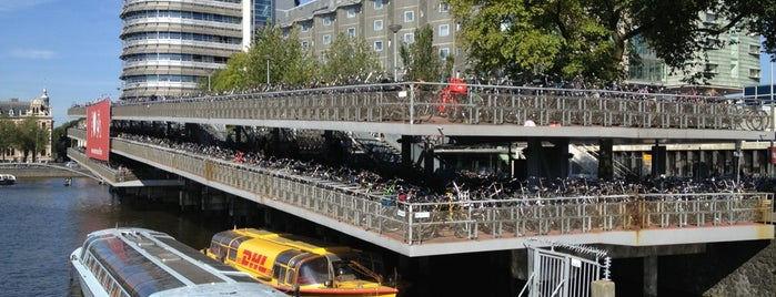 Fietsflat is one of Amsterdam Architectural.
