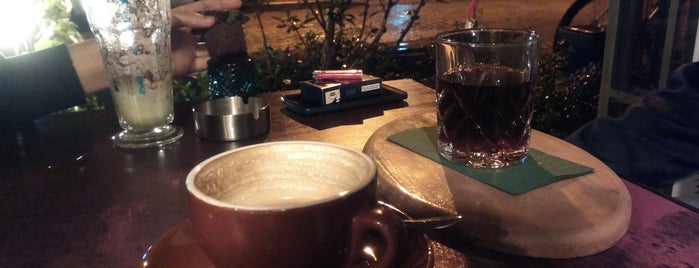 The Pulp Artisan Coffee is one of İzmir.
