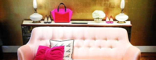 Kate Spade New York Flagship is one of The 15 Best Places for a Champagne in New York City.