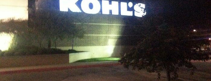 Kohl's Crestwood is one of Black Friday 2011.