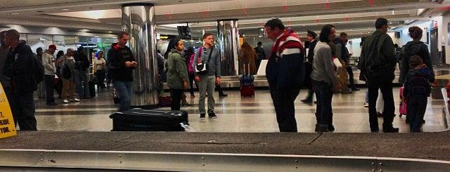 Baggage Claim is one of Hani.