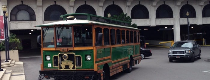 4th Street Trolley is one of USA, KY, Louisville.