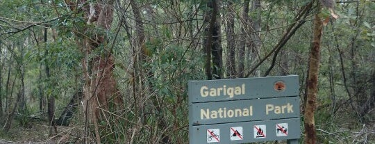 Garigal National Park is one of Mountain Biking.