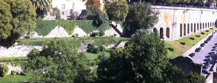 Jardim das Virtudes is one of Lazer & Passeios (Grande Porto).