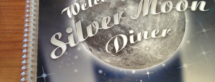 Silver Moon Diner is one of my places.
