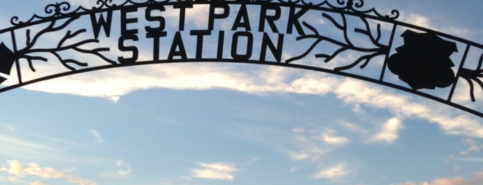 West Park Station Restaurant & Bar is one of My places!.