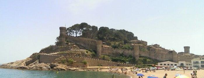 Tossa de Mar is one of Mai en Barcelona.