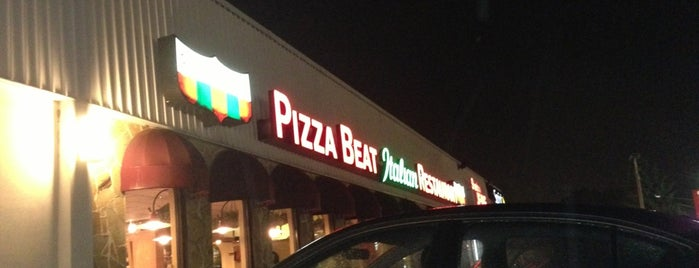 Pizza Beat is one of Restaurants.