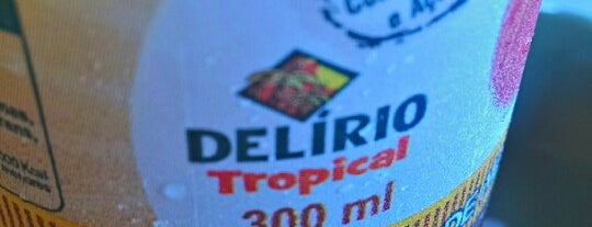 Delírio Tropical is one of The 15 Best Family-Friendly Places in Rio De Janeiro.