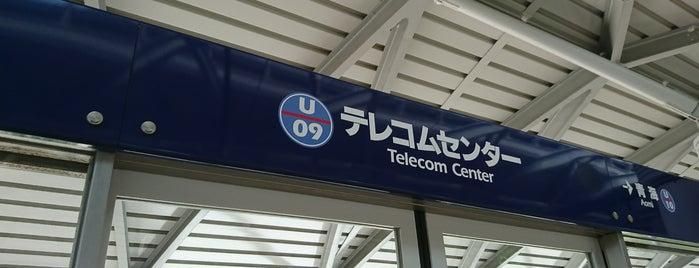 テレコムセンター is one of IDC JP.