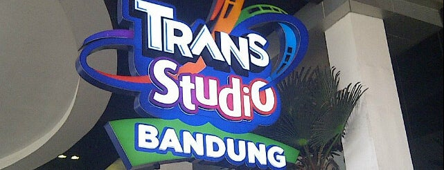 Trans Studio Bandung is one of SHASYA ACTIVITY.