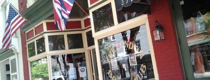 Raleigh Bars Worth Visiting