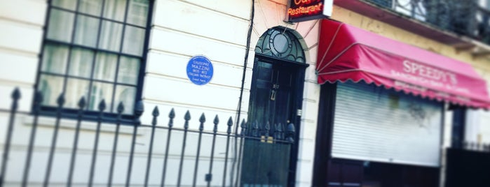 BBC Sherlock - London Locations