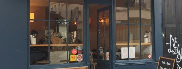 Café Oberkampf is one of Paris.