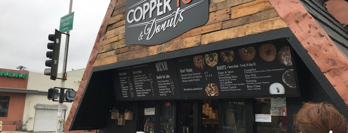 Copper Top Coffee & Donuts is one of Mmm...Donuts.